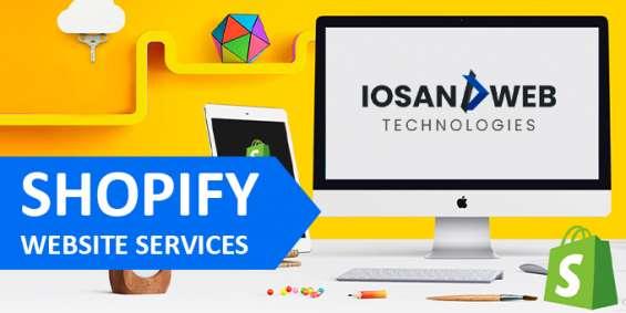 Shopify development company | shopify website development