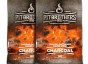 Lump Charcoal | BBQ Charcoal | Pit Brothers BBQ