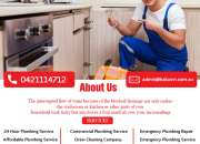 Best Plumbing Company Canberra