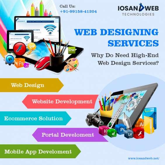 Web graphic designing services