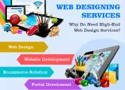 Web graphic designing services