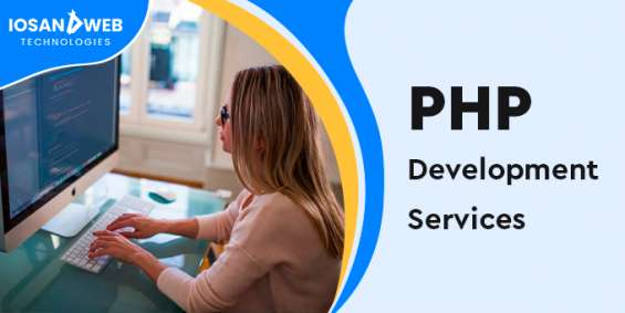 Custom php web development services company
