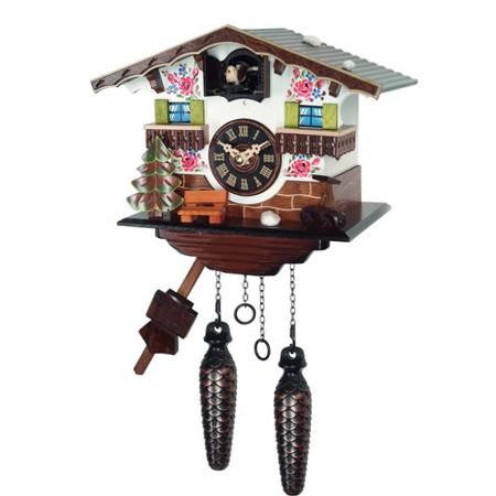 Buy wall clock online in australia - german cuckoo clock nest