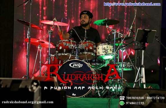 Rudrakshaband, bollywood rock band