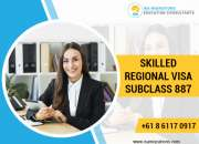Apply For Visa Subclass 887 With Migration Agent Perth