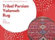 Tribal Persian Yalameh Rug