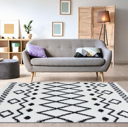 Exclusive designer shag rugs collection - iconic rugs australia