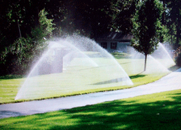 Quality irrigation supplies in perth