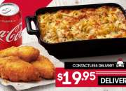 PASTA WINGS MEAL  On Sale Pizza Hut Moorebank - Moorebank, NSW