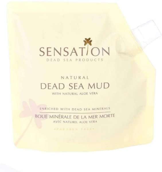 Sensation dead sea mud with dead sea minerals - nourish the skin