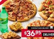 Large Pizza On Sale Pizza Hut Orange - Orange, NSW