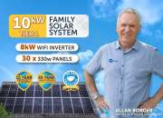 Buy 10kw solar panels system from leading solar company | sunboost®
