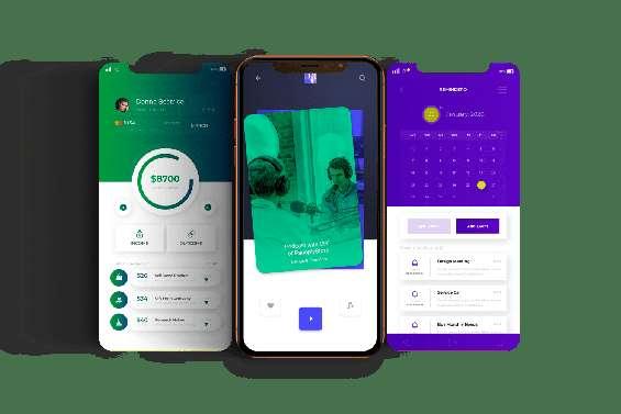 Application advancement, app development
