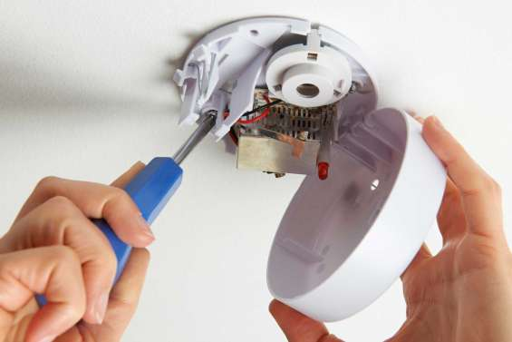 One end-destination for fire alarm system services