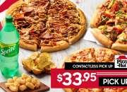 Large Pizza On Sale Pizza Hut Moorebank - Moorebank, NSW