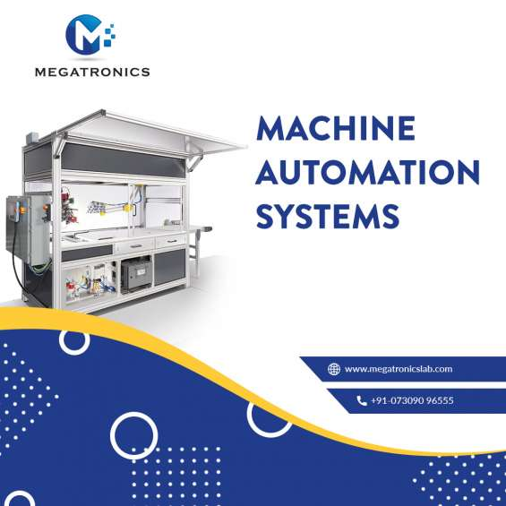 Best machine automation system in lucknow
