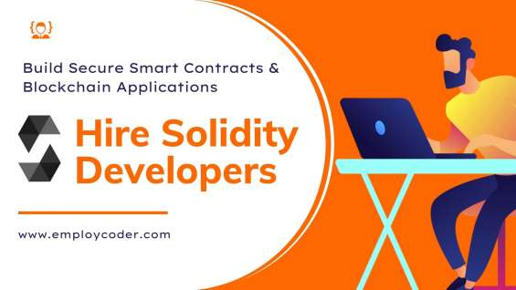 Hire solidity experts - solidity development services