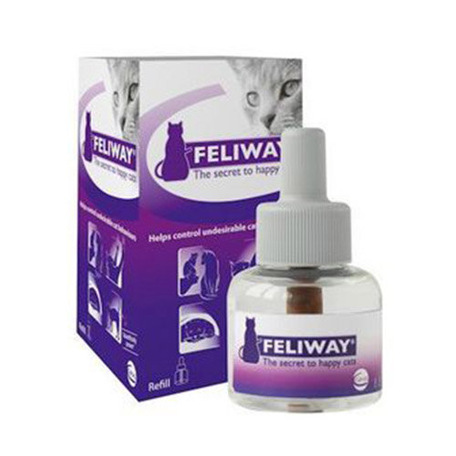 Buy branded feliway pet products for cats at lowest price |spray - diffuser | vetsupply