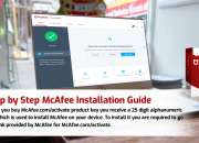 mcafee activate -  install the latest McAfee software