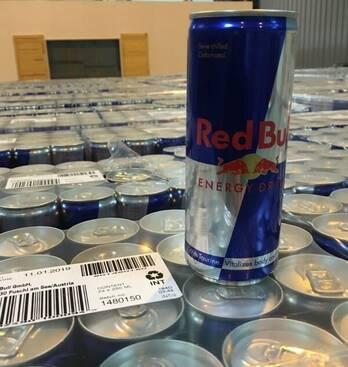 Red bull 250ml - energy drink / coca cola soft drink /good price