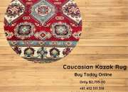 Caucasian Kazak Rug - New Collection - Shoparug