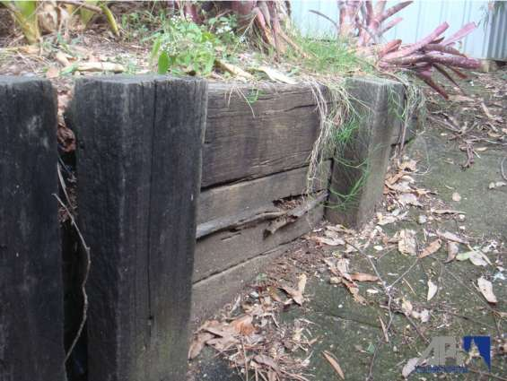 Causes of retaining wall failure