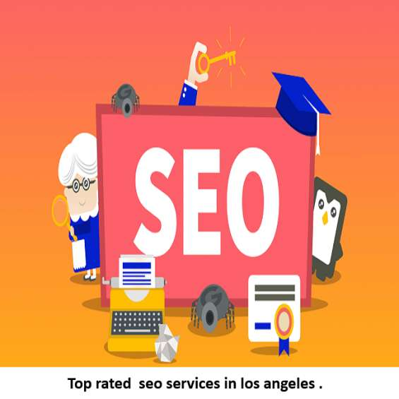 Top rated seo services in los angeles