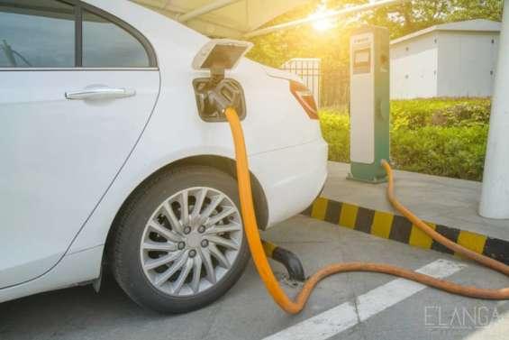 Ev charging stations queensland- elanga tech website