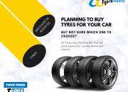 Are you planning to buy new tyres for your car?