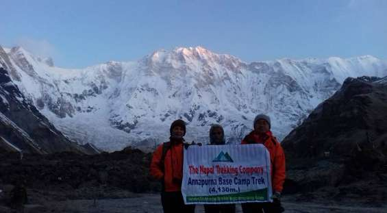 Annapurna panaroma trekking
