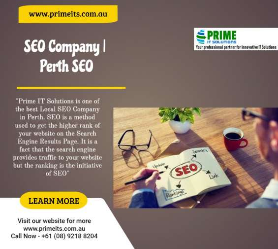 Seo company   perth seo