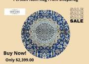 Buy Gorgeous Certified Handmade 3x2m Persian Nain Rug From Shoparug