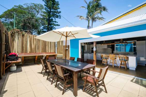 Holiday apartment accommodation wooli nsw