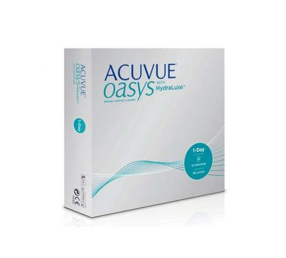 Acuvue oasys 1-day contact lenses (90 pack) | anzlens