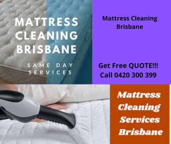 Best mattress cleaning service in brisbane