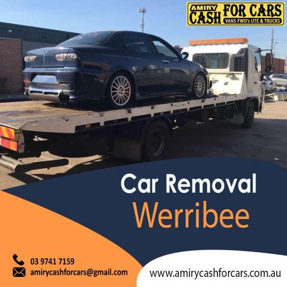 Car removal werribee