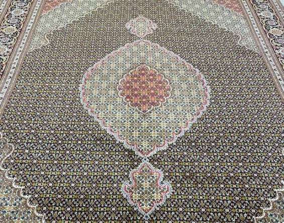 Buy certified handmade 300x200cm tabriz persian rug for full room size from shoparug.