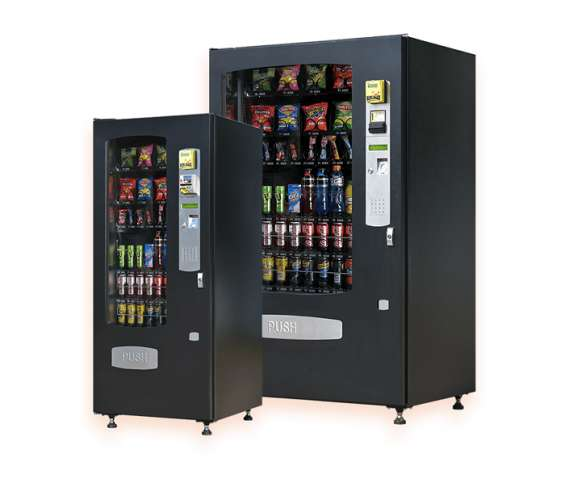 Don't know what a combination vending machine is?