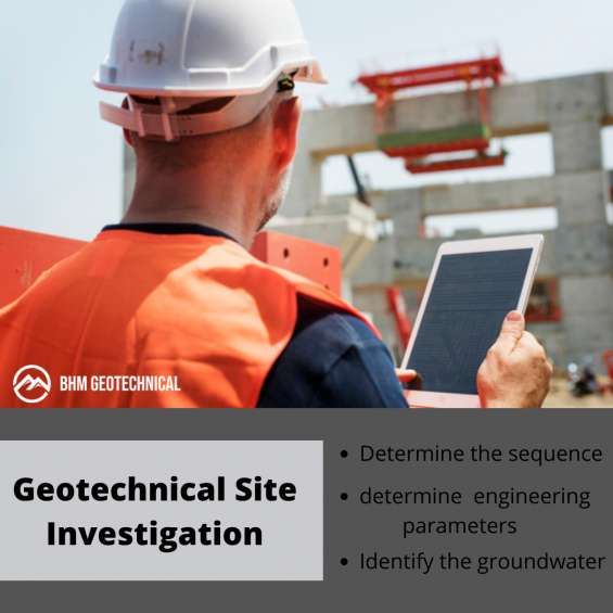 Geotechnical investigation – bhm