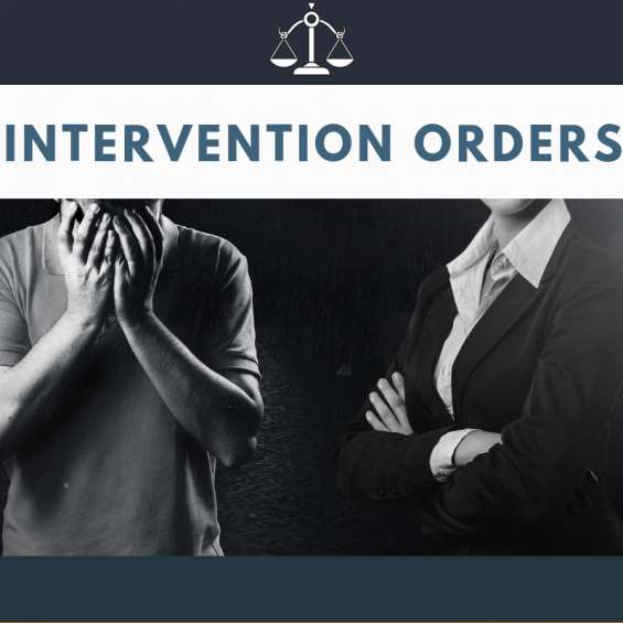 Intervention orders lawyer