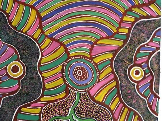 The cultural aspect of australian aboriginal paintings