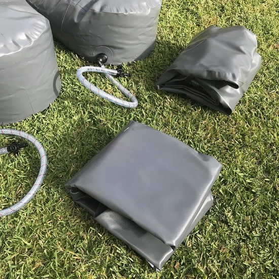 Water bladders for camping | liquid containment