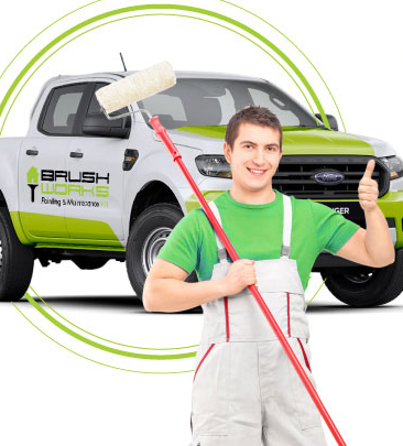Creative office painters in sydney - brushworks painting & maintenance p/l