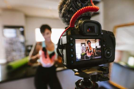 Pixel studio for full videography service