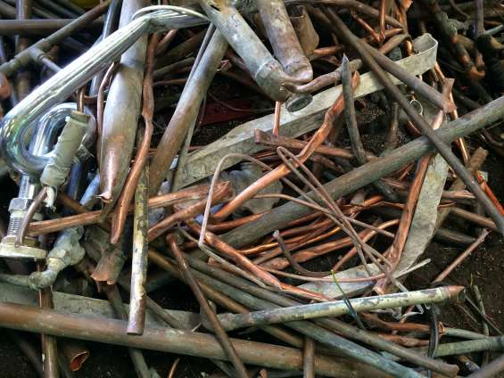 Sell and buy scrap metal in sydney