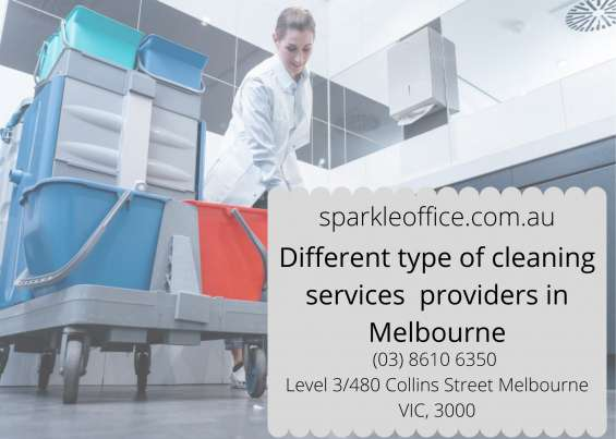 Book the skilled office cleaners in melbourne