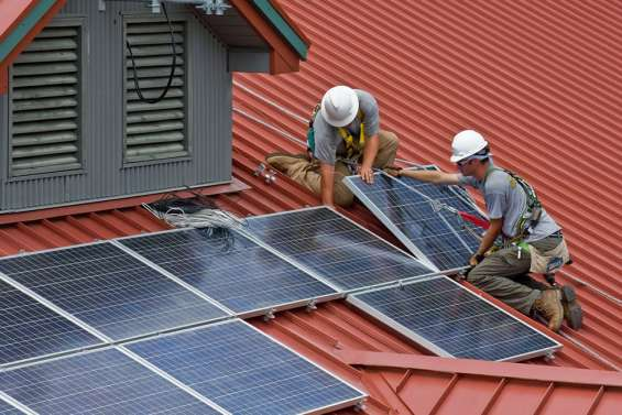 Steps involved in home solar panel installation