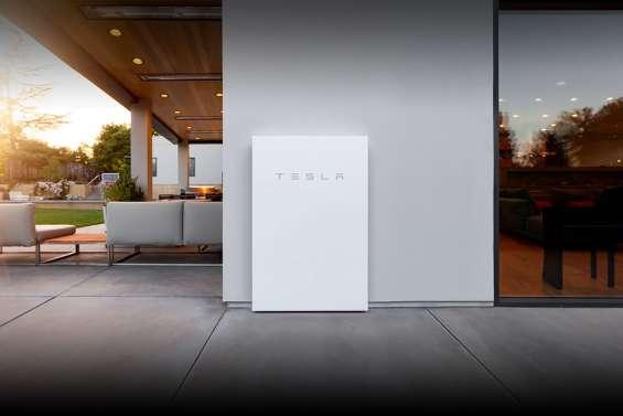 Tesla powerwall 2 is the leading solar battery in australia - solar secure
