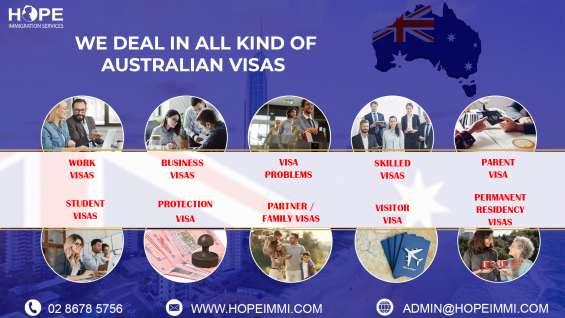 Want to get partner visa australia