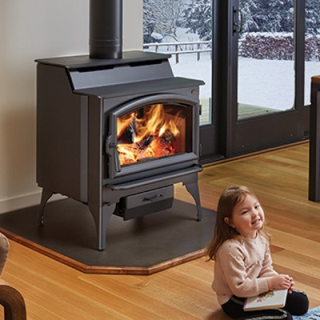 High quality gas and wood fireplaces in sydney